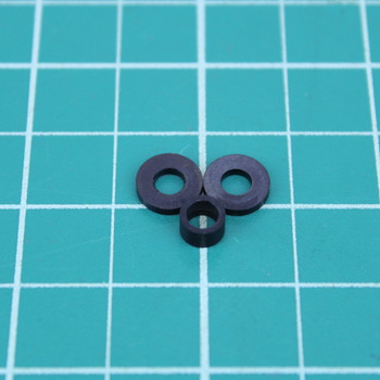 Replacement 1010 Rail Button Nylon Parts - Black