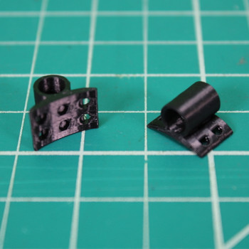3D Printed 3/16 inch Launch Lugs (1 pair)