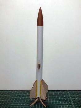 Socrates Model Rocket