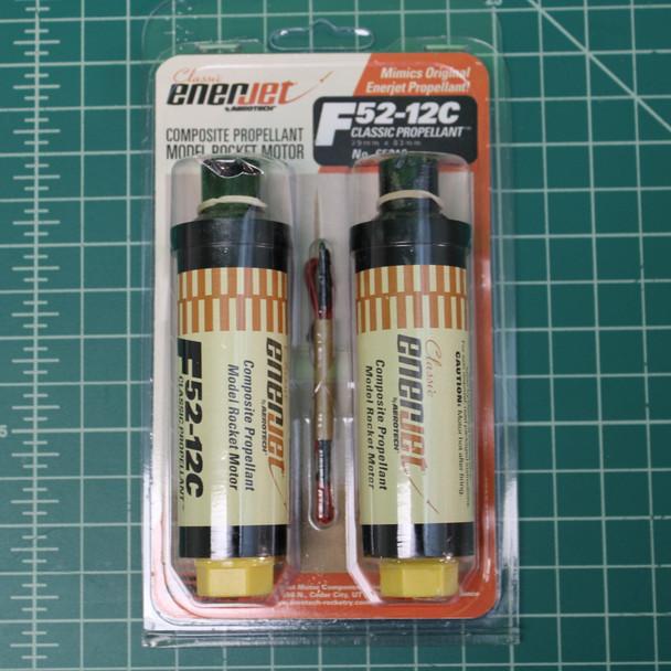 2 pack of F52-12C motors