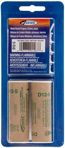 D12-5 24mm Motor