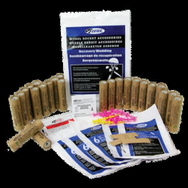 Bulk pack of 24 1/2A3-4T 13mm model rocket motors