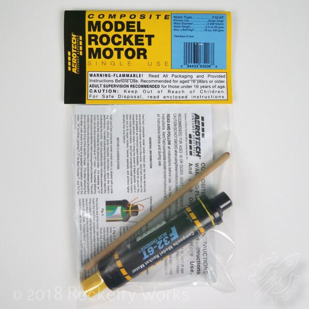 Single pack of F32-6 motor