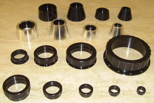 Aeropack Motor Retainers and Tailcone Motor Retainers