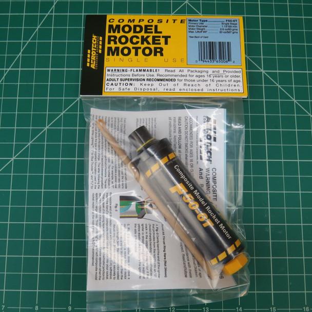 F50-6T Standard Single Use Motor