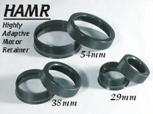HAMR Motor Retainer