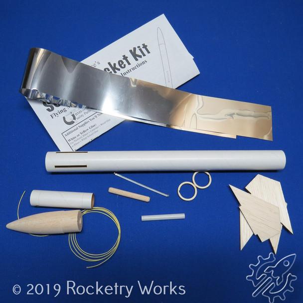 BMS School Rocket Kit Components