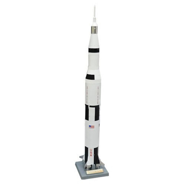 1/200 Scale Saturn V Ready to Fly