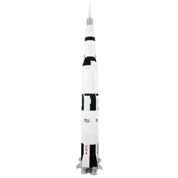 Estes Saturn V Skill Level 4 Model