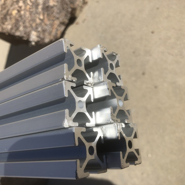 This is a blemished unit of the 6 foot 1010 launch rail