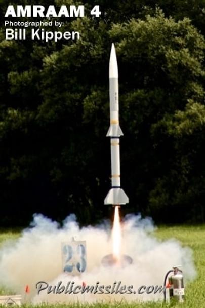 Public Missiles AMRAAM 4