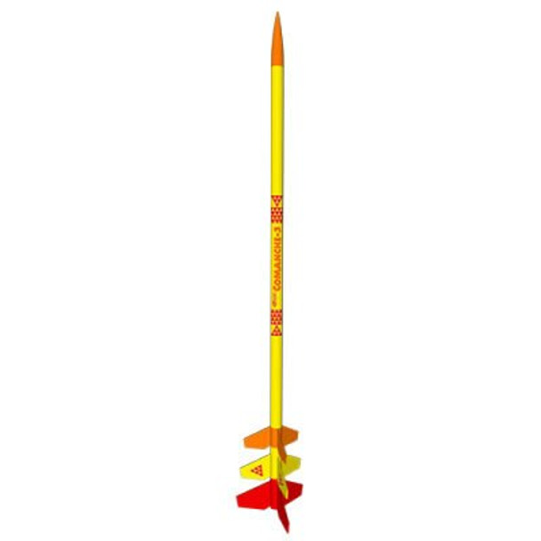 Comanche-3 Model Rocket