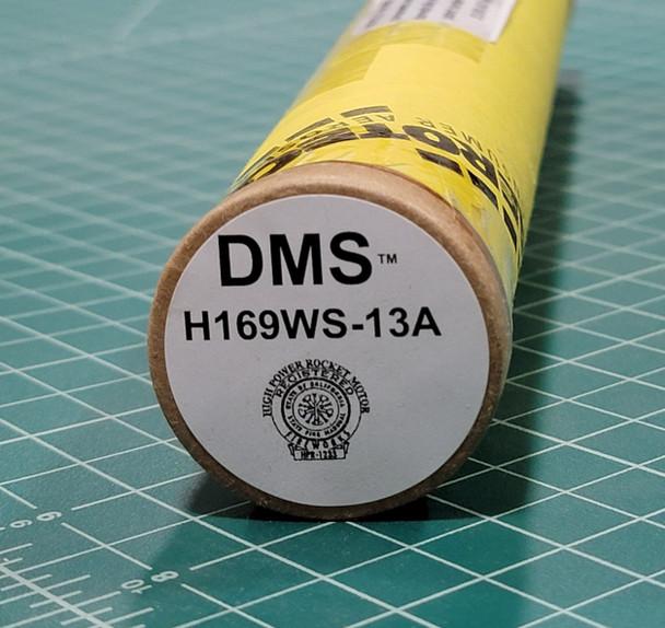 H169WS-13A DMS High Power Single Use Motor