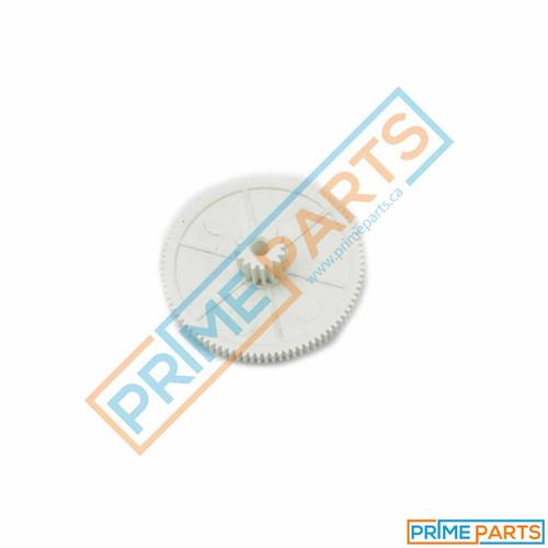 OKI 51219001 Line Feed Motor Gear
