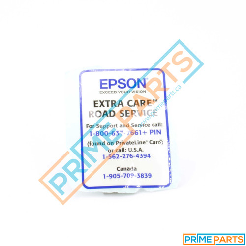 Epson 1234896 Service Sticker (1456182)