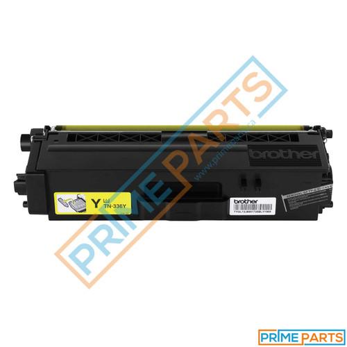 Brother TN-336Y Yellow Compatible Toner Cartridge (PP-TN336Y)