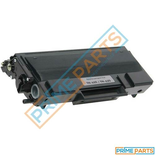 Brother TN-650 Black Compatible Toner Cartridge (PP-TN650)