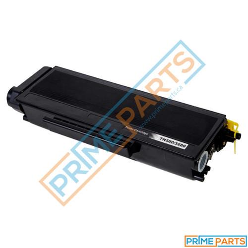Brother TN-580 Black Compatible Toner Cartridge (PP-TN580)