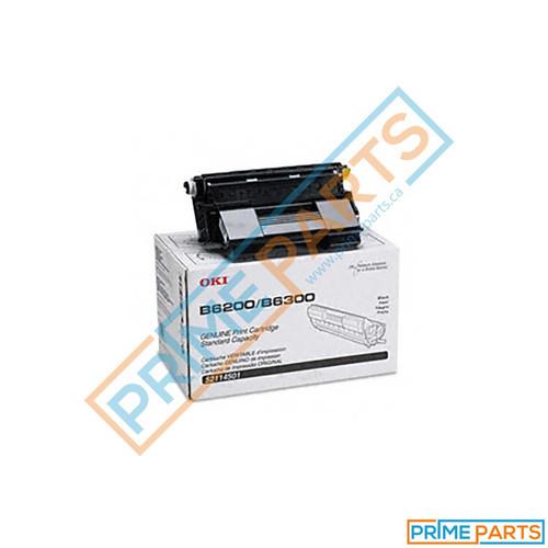 Oki 52114501 Black Toner Cartridge