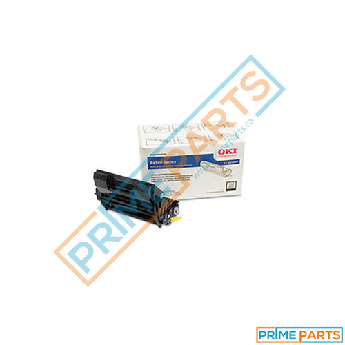 Oki 52116002 High Capacity Black Toner Cartridge