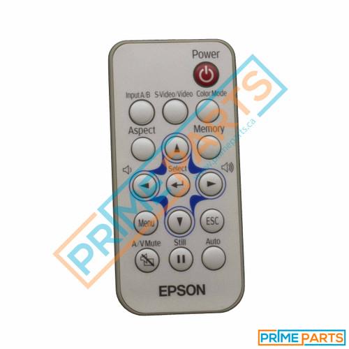 Epson 1266449 Remote Control