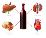 Does alcohol impact health and hydration?