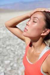 Do you suffer from dehydration headaches?
