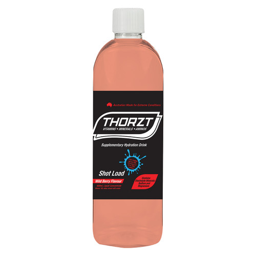 Thorzt Wild Berry Rehydration drink