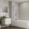 Dove Grey Neutrals Multipanel Wall Panel