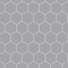 Fibo Hexagonal London Wall Panel