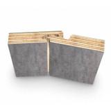 Concrete Formwood Linda Barker Multipanel Wall Panel