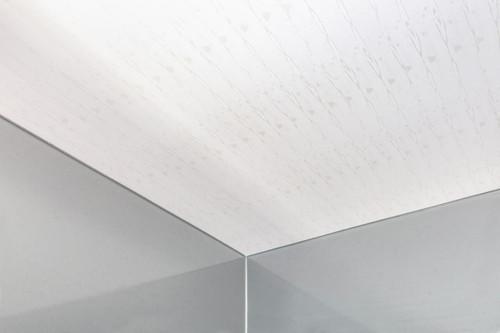 White Ash Matt Panel - Sample