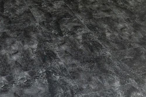 Noir Slate Luxury Vinyl Tile Flooring Sample