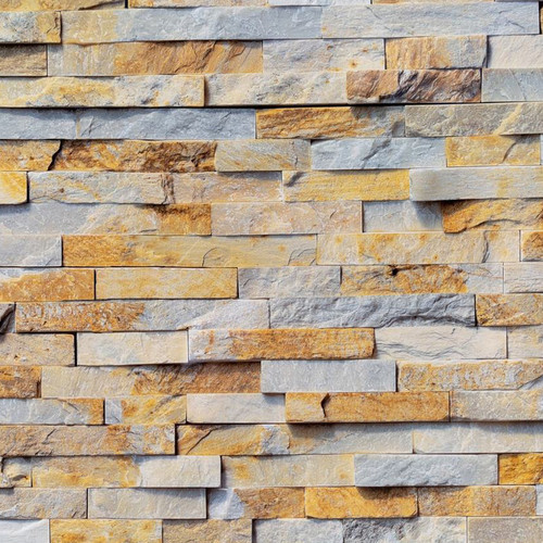 Kelpie Brick Wet Wall Panel - 1 Meter