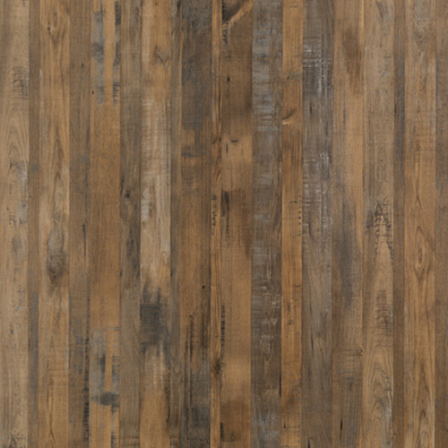 Salvaged Planked Linda Barker Multipanel Wall Panel