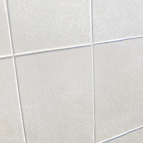 White Galaxy Bold Bevel Tile Effect Multipanel
