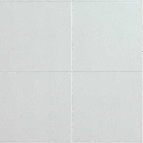 White Stone Large Format Tile Effect Multipanel