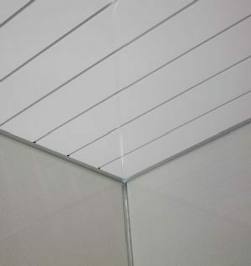Ceiling Package Deal - Double Chrome Inlay  250mm