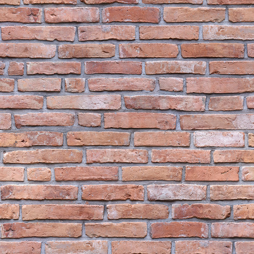 Brick Traditional Red Premium Wet Wall Panel - 1 Metre