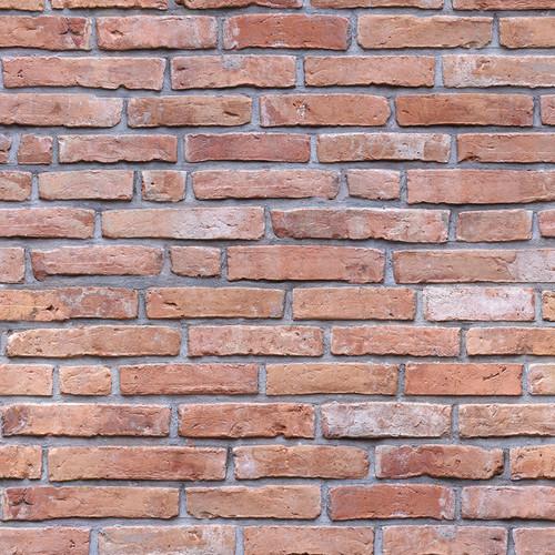 Brick Traditional Red Premium Wet Wall Panel - 1 Metre