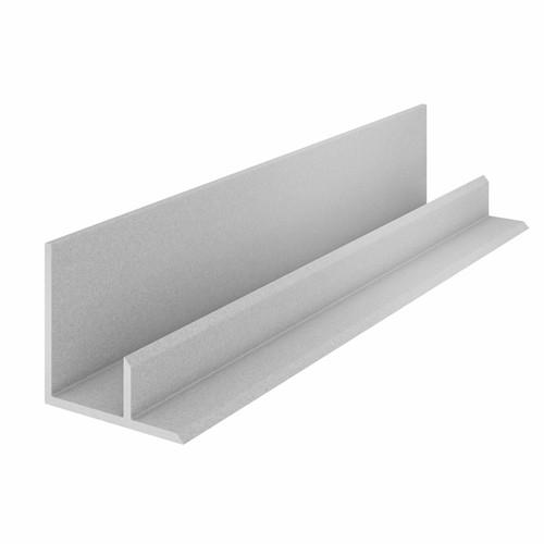 Kerradeco Internal Corner Trim - Silver