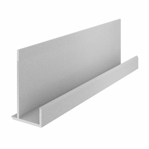 Kerradeco External Corner Trim - Silver