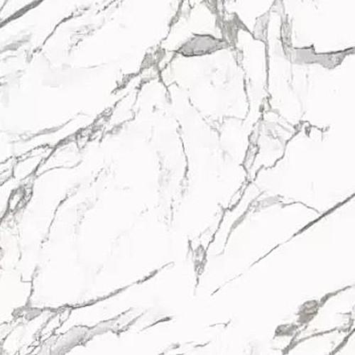 Carrara Matt White Premium Wet Wall Panel - 1 Metre