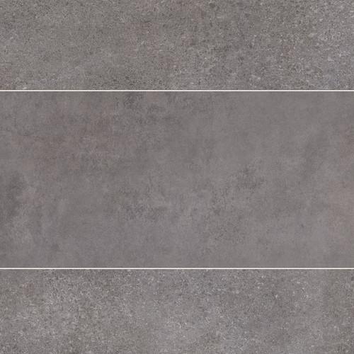 Italia Graphite Tile Premium Wet Wall Panel - 1 Metre