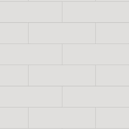 Fibo Metro White Silk Wall Panel