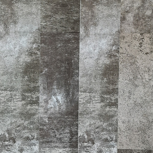 Sofial Dark Grey Tile Effect Panel