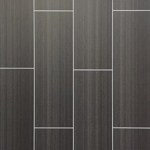 Havana Dark Brown Tile Effect Panel