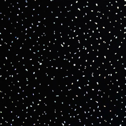 Black Sparkle Wet Wall Panel - 1 Meter