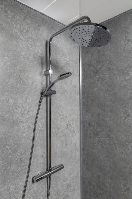 Two Sided Shower Package Deal - 1 Metre