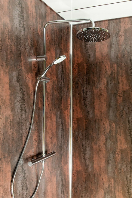 Three Sided Shower Package Deal - 1 Metre